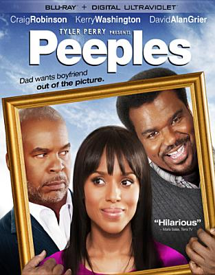 PEEPLES BY ROBINSON,CRAIG (Blu-Ray)